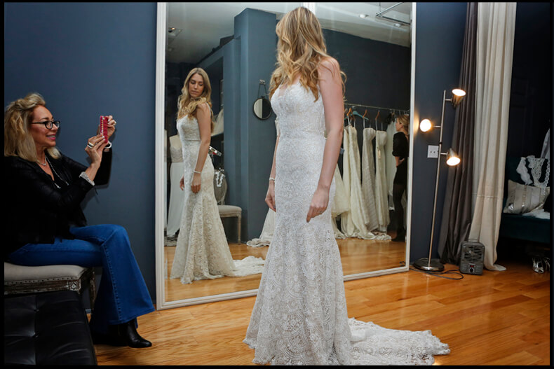 Choosing The Right Wedding Gown